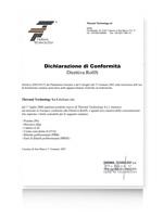 RoHS Conformity Declaration